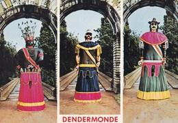 Dendermonde, Middeleeuwse Reuzenommegang, Reuzen, Giants, Géants (pk36314) - Dendermonde