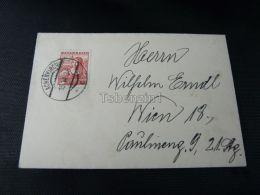 Achenkirch Wien Austria 1935 - Usati