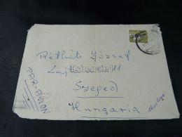 Khartoum  Sudan Air Mail Szeged Hungary - Sudan (1954-...)