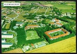 """KLEMSKERKE - Centre De Vacances """"TORENHOF"""" (9) - Non Circulé - Not Circulated - Nicht Gelaufen. - De Haan"""
