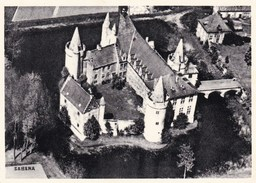 Feodaal Kasteel Van Laarne, Château Féodal De Laarne (pk36323) - Laarne