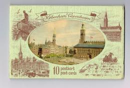 Kobenhavn , Copenhagen , 10 Postkort , 10 Postkart - Danemark
