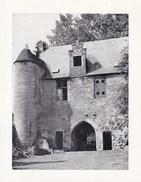 Slot Van Laarne, Château Féodal De Laarne, Fotokaart (pk36333) - Laarne