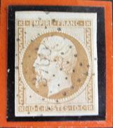 LOT R173/21 - NAP III N°13B - PC 3766 (BUREAU SUPP) ALEXANDRETTE (SYRIE)  ☛☛ INDICE 19 - 1853-1860 Napoléon III