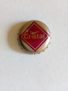 Chapa Cerveja Beer Cristal. Portugal - Beer