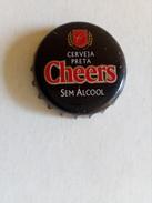 Chapa Cerveja Beer Cheers Sem Alcool. Portugal - Bière