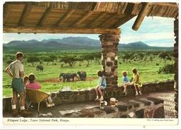 S6276 - Kilaguni Lodge, Tsavo National Park - Kenya