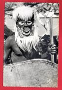 Moyen-Congo. Masque De Danse Batéké ( Peuple Des Teke) - Congo Francés - Otros