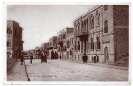 SYRIA/SYRIE - ALEP/ALEPPO RUE DJEMILIE' - Siria