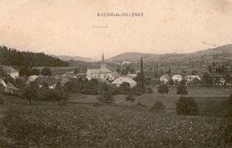 Cartolina BALME De SILLINGY  Viaggiata 1917 - Frankrijk