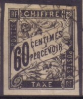YT11 Taxe 60c - Cambodge Pnom-Penh