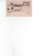 AK Osterholz, Mehrbildkarte (dabei Bahnhof) - Osterholz-Schambeck