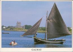 Galway Veil Boat - Cartes Postales