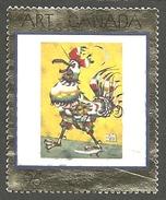 Sc. # 1800 Art Masterpiece 11, Coq Licome Single Used 1999 K281