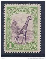 Mozambique Company, Scott # 175 MNH Giraffe, 1937