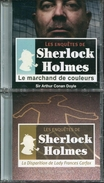 Lot  De 8 Cd Sherlock Holmes Doyle Racontee Par Cyrill Deguilen - Audio Books