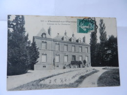CHAUMONT SUR THARONNE CHATEAU DE LA CHARMOISE - France