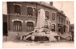 62 - VITRY-EN-ARTOIS . LE MONUMENT - Réf. N°2886 - - Vitry En Artois