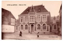 62 - VITRY-EN-ARTOIS . HÔTEL DE VILLE - Réf. N°2888 - - Vitry En Artois