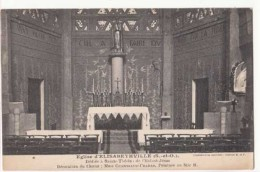 France 78 - Eglise D'Elisabethville     -  Achat Immédiat - France