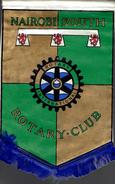 Banner:    NAIROBI SOUTH.    (KENYA).  -   ROTARY  INTERNATIONAL. - Organisations