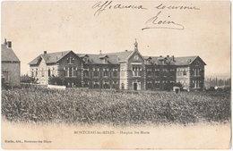 71. MONTCEAU-LES-MINES. Hospice Ste-Marie - Montceau Les Mines