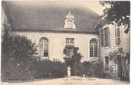 71. CHAGNY. L'Hôpital. 1544 - Chagny