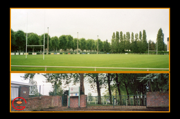 Grand Quevilly (76 - France) Stade Géo André (Rugby) - Le Grand-quevilly