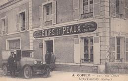 Montargis : 101, Rue Dorée, Cuirs Et Peaux A. COPPIN - Montargis