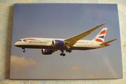 BRITISH AIRWAYS      B 787  DREAMLINER     G ZBJB - 1946-....: Modern Era