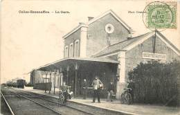 Celles-Escanaffles - La Gare - Celles