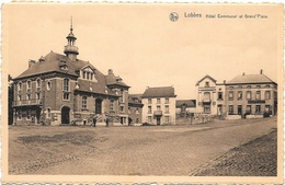 Lobbes NA11: Hôtel Communal Et Grand'Place - Lobbes