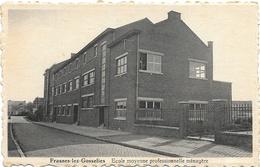 Frasnes-lez-Gosselies NA7: Ecole Moyenne Professionnelle Ménagère - Les Bons Villers