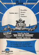 Ciné Presse. Cinéma. Excelsior. Sergio Leone, Terence Hill, Henry Fonda