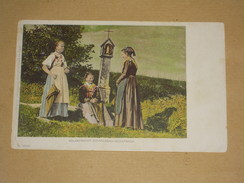 Cpa 1900 Allemagne - Volkstracht Rippoldsau Schapbach - Costumes - Bad Rippoldsau - Schapbach