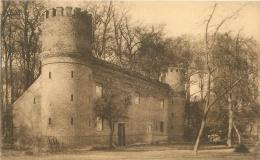 Château De GAESBEEK-lez-BRUXELLES - Vieille Grange Crenelée - Lennik