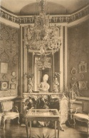 Intérieur Du Château De BELOEIL - Boudoir Avec Statue Mutilée De Marie-Antoinette. - Beloeil
