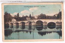 16.. CHATEAUNEUF   -  LE  PONT       LL777 - Chateauneuf Sur Charente