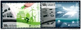 "Europa 2016 ""Think Green"" - Islande Iceland ** - Europa-CEPT"