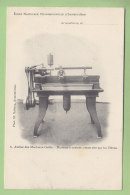 ARMENTIERES : Ecole Nationale Professionnelle, Machine à Centrer, Ateliers. Dos Simple. TBE. 2 Scans. Edition Bulteau - Armentieres