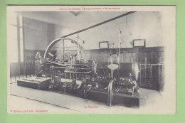 ARMENTIERES : Ecole Nationale Professionnelle, La Machine. TBE. 2 Scans. Ed Bulteau - Armentieres