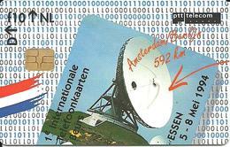 Ptt Telecom: 1. Internationale Briefmarken- Und Telefonkartenmesse Essen. Mint - Niederlande