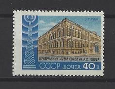 RUSSIE . YT 2280 Neuf ** Semaine De La Radio 1960