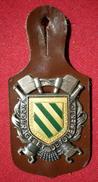 INSIGNE POMPIERS (pucelle)     SAPEURS POMPIERS Département De  La Somme (80) - Pompieri