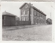 Moresnet - Gare - Photo Format 8.5 X 11.5 Cm