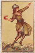 CPA BUSI Illustrateur Italien Italie Non Circulé Femme Girl Woman N° 128-2 érotisme - Bertiglia, A.