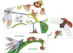 """France 2017 - Yv N° SP 134 - Bloc Souvenir  """"Les Insectes"""" - Blocs Souvenir"""