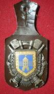 INSIGNE POMPIERS (pucelle)     SAPEURS POMPIERS Département Du Territoire De Belfort (90) - Pompieri