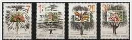 Cipro/Chypre/Cyprus: Specimen, Alberi Diversi, Different Trees, Différents Arbres