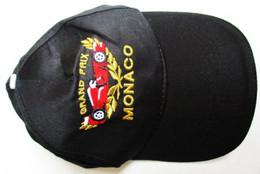 CASQUETTE GRAND PRIX DE MONACO . COURSES DE VOITURES - Racing